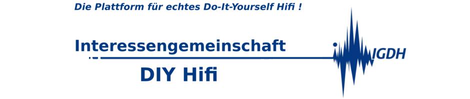 Interessengemeinschaft DIY Hifi e.V.